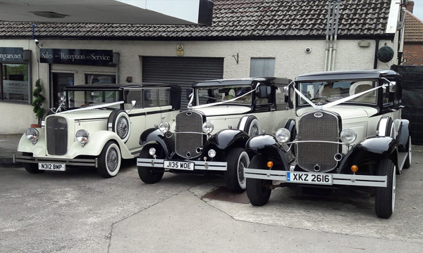Wedding Car Showroom